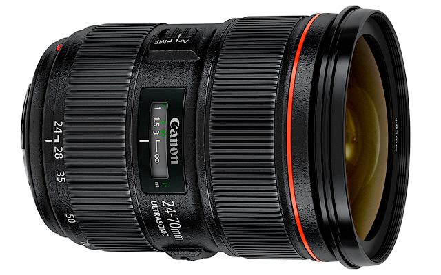 Canon EF 24м70 2.8 II USM