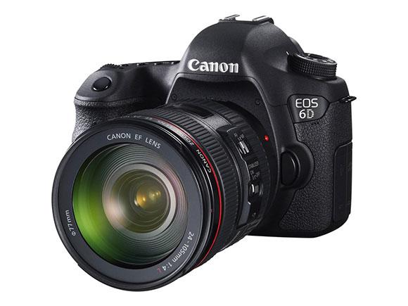 Canon EOS 6D - 1